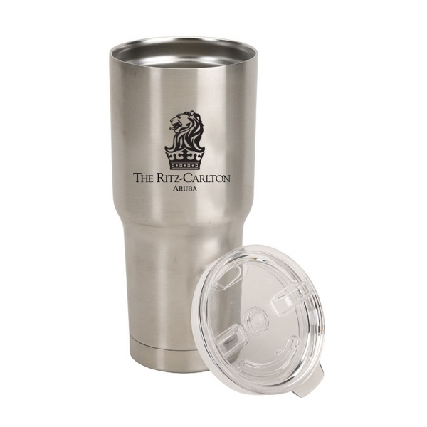 32 OZ STAINLESS STEEL TRAVELER