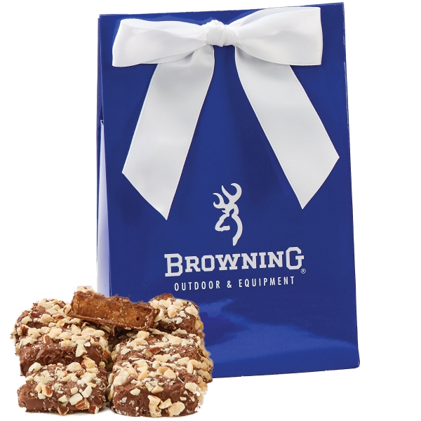 The Gala Box with Almond Butter Crunch