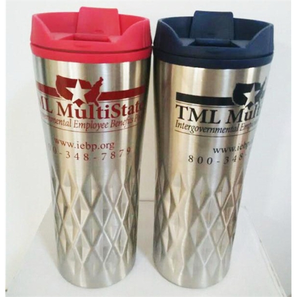 Stainless Steel Insulated Tumbler 16 oz