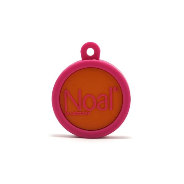 Custom 2D PVC USB Flash Drive - Pink Rou