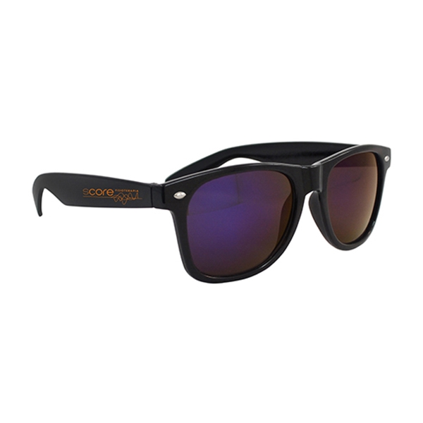 Mirror Lens Miami Sunglasses