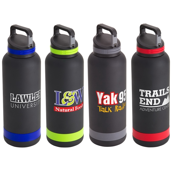 Trenton 25oz Vacuum Insulated Stainless Steel Bottle