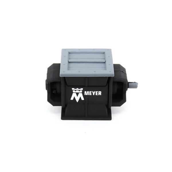 Custom 3D PVC USB Flash Drive - Electric