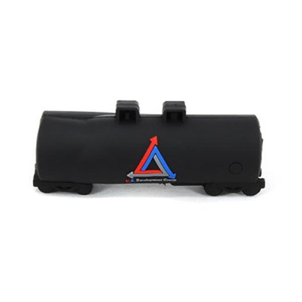 Custom 3D PVC USB Flash Drive - Oil Tank
