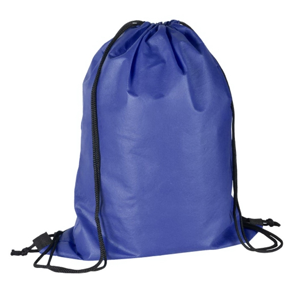 Non Woven Drawstring Backpack - Non woven drawstring backpack.