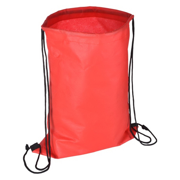 Non Woven Drawstring Backpack - Non woven drawstring backpack.
