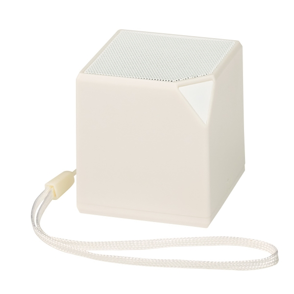Speaker with Wrist Strap