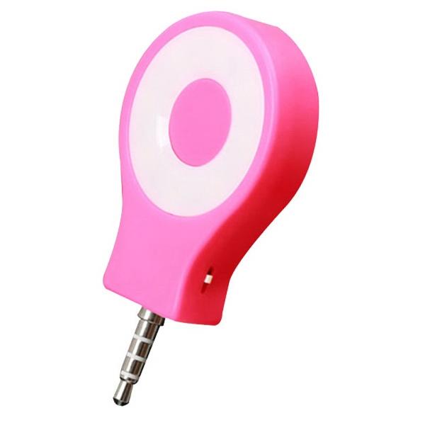 Cell phone camera micro light- fill night using enhancing fl