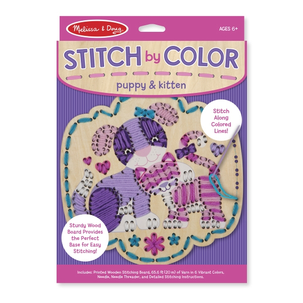 Stitch by Color