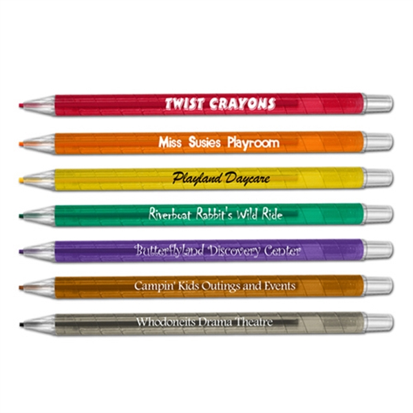Twist Extend Crayons