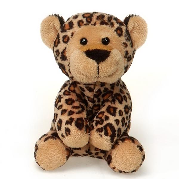 """6"""" Lil Leopard"""