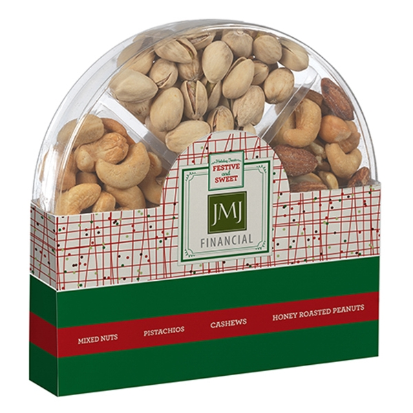 4 Way Standing Nut Sampler