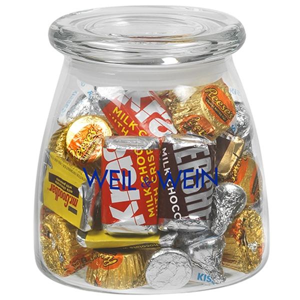 27 oz Glass Vibe Jar