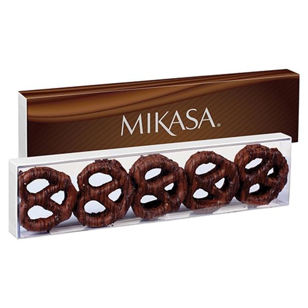 Chocolate Covered Pretzel Knot Sensation / Full Sleeve