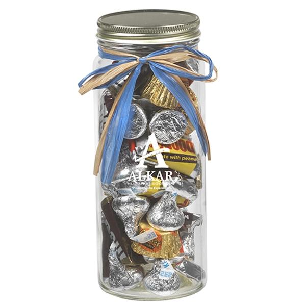Contemporary Mason Jar