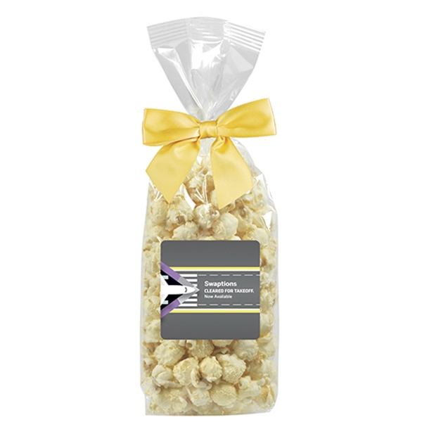 White Cheddar Popcorn Gift Bag