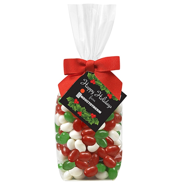 Elegant Mug Stuffer - Holiday Gourmet Jelly Beans (9.5 oz.)