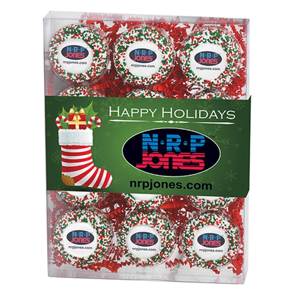 Chocolate Covered Oreo® Gift Box / 12 Pack