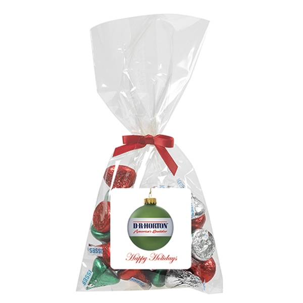 Classic Mug Stuffer - Hershey's® Holiday Kisses® (4 oz)