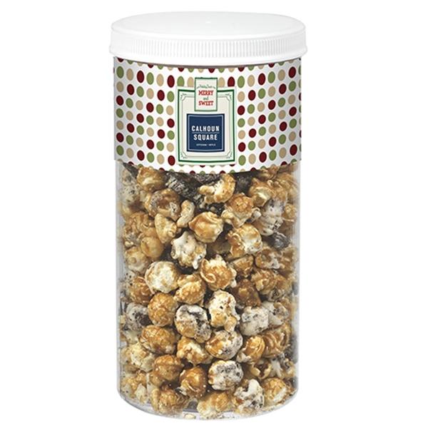 Cookies & Cream Popcorn Tub