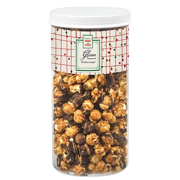 Peanut Butter Cup Popcorn Tub