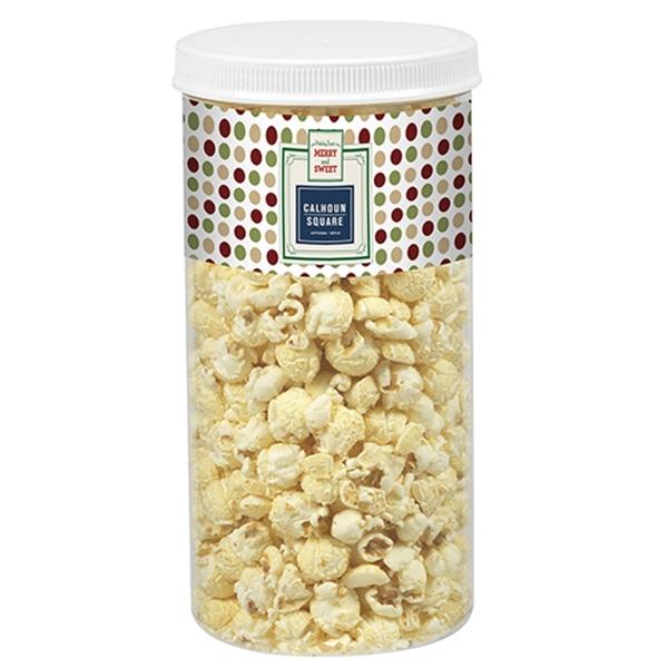 White Cheddar Truffle Popcorn Tub