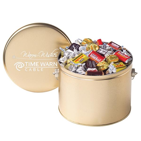 Hershey's® Everyday Mix / Half Gallon Tin