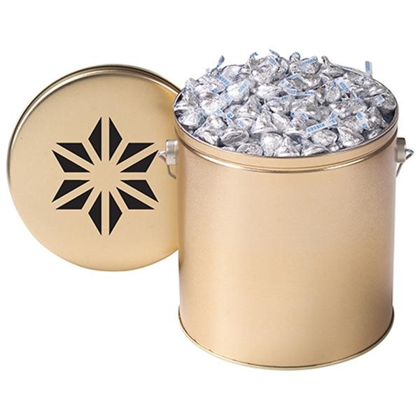Hershey's® Kisses® / Gallon Tin
