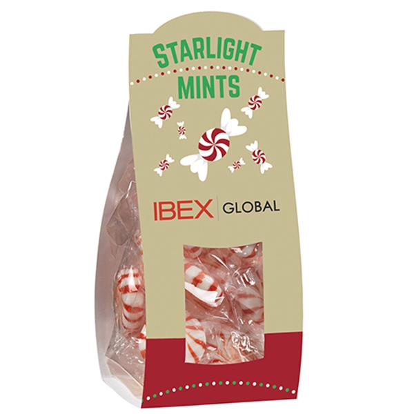 Small Candy Desk Drop With Starlight Mints (3.5 oz.)