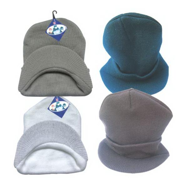 Visor Ski Hats