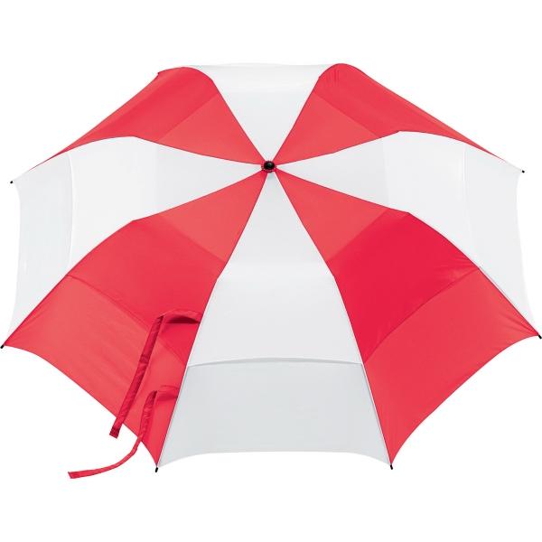 "58"" Vented Auto Open Folding Golf Umbrella"