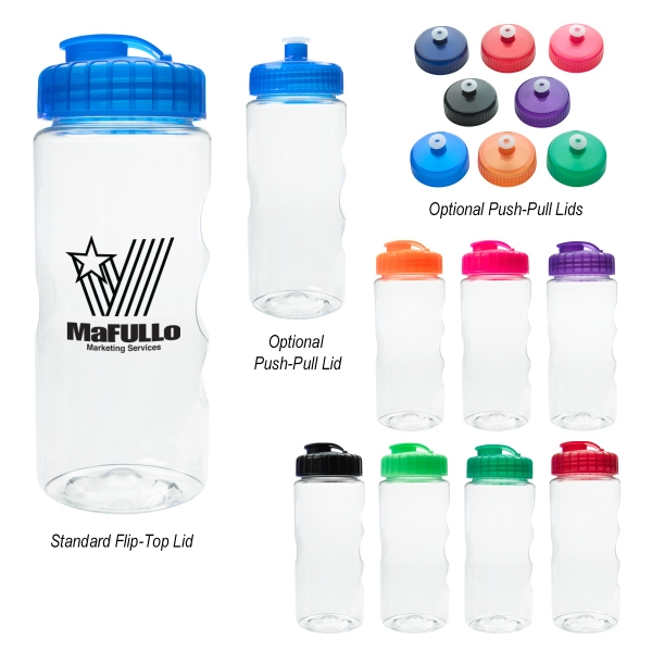 22 Oz. Wilderness Sports Bottle