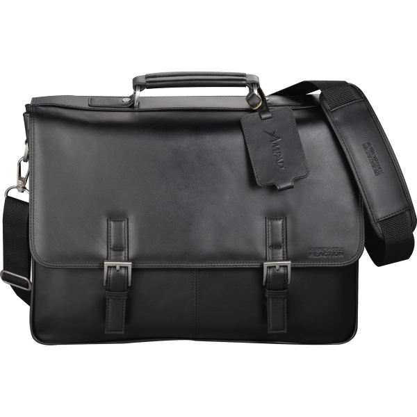Kenneth Cole(R) Manhattan Leather Computer Messenger