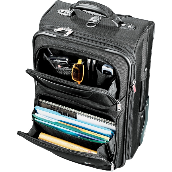 """Wenger (R) 21"""" Wheeled Carry-On"""