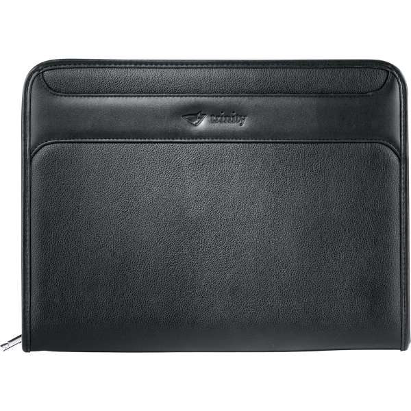 Burke Zippered Padfolio