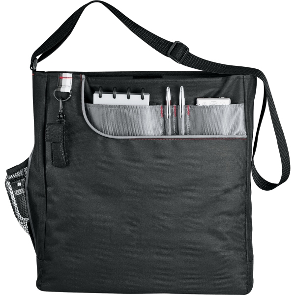 Transpire Deluxe Business Shoulder Tote