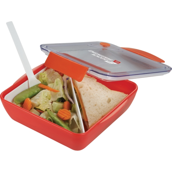 Punch Square Food Container