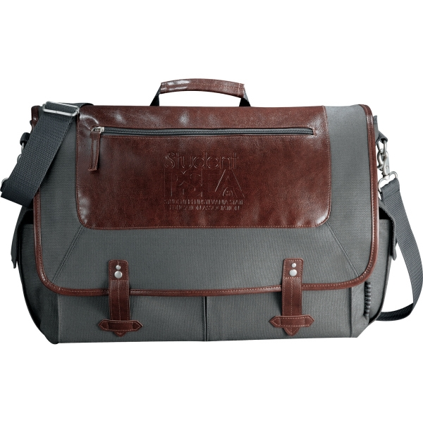 "Field & Co.(R) Classic 15"" Computer Messenger Bag"