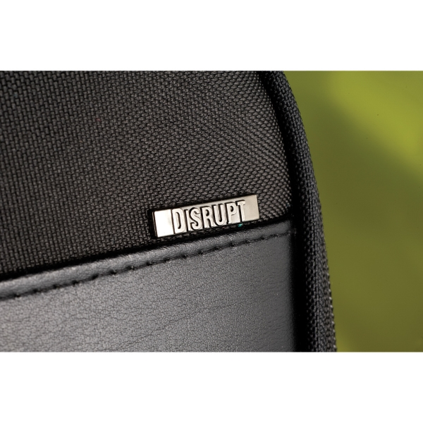 """Disrupt® Recycled 11\"""" Tablet Messenger Bag"""