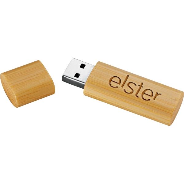 Bamboo Flash Drive 1GB