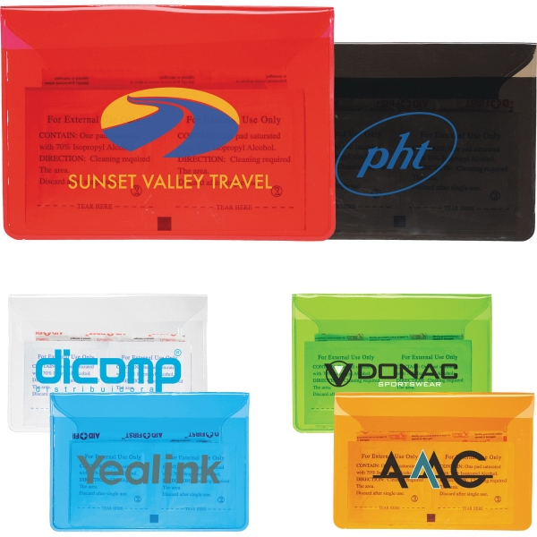 In The Clear 9-Piece First Aid Pack