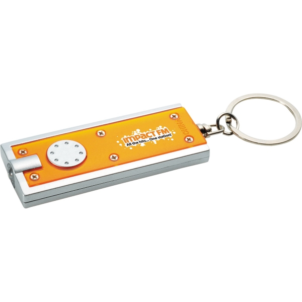 Rectangular Key-Light