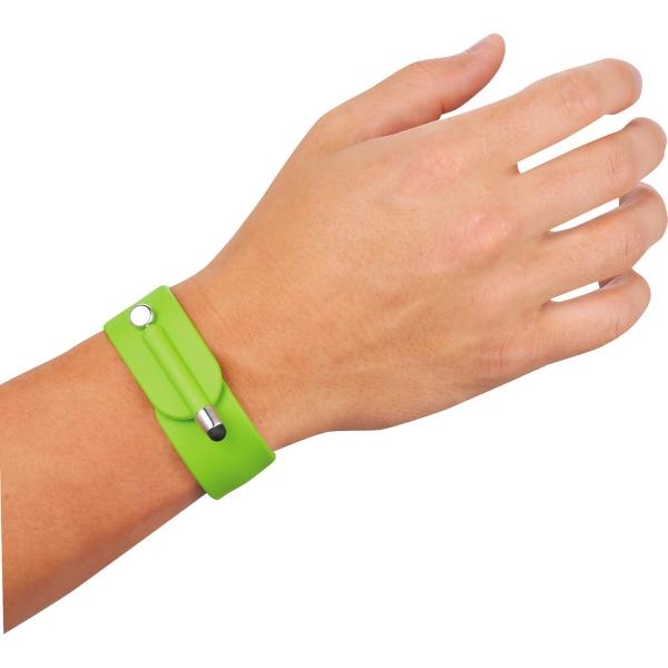 Skillz Slap Wrist Bracelet & Stylus