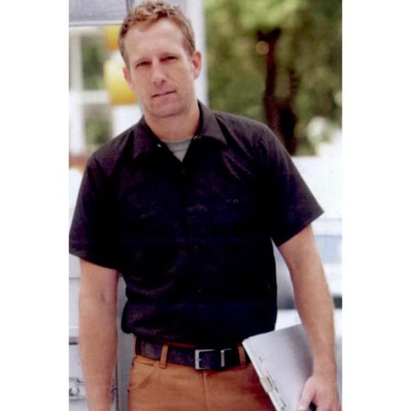 Red Kap Industrial Short Sleeve Work Shirt
