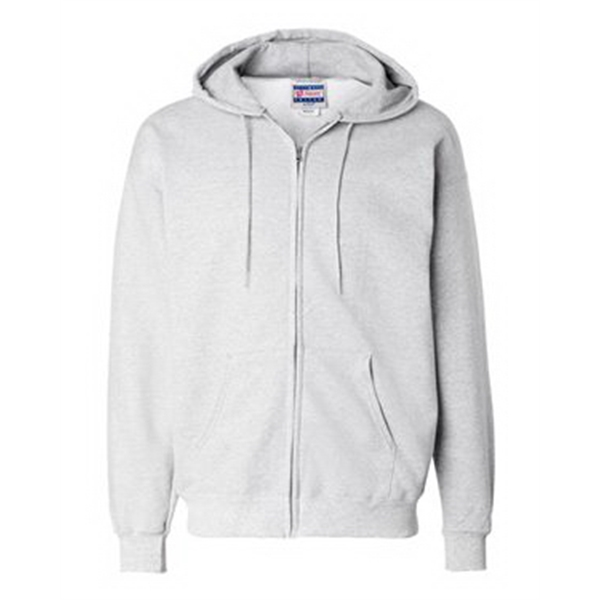 Hanes Ultimate Cotton® Full-Zip Hooded S