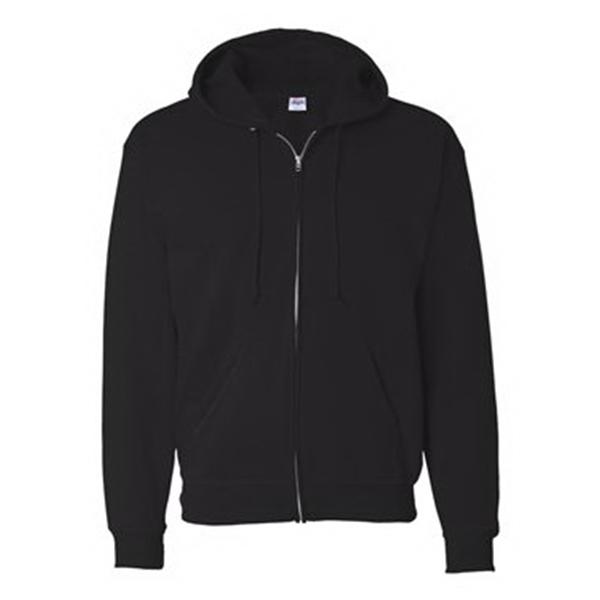 Hanes Ecosmart® Full-Zip Hooded Sweatshirt