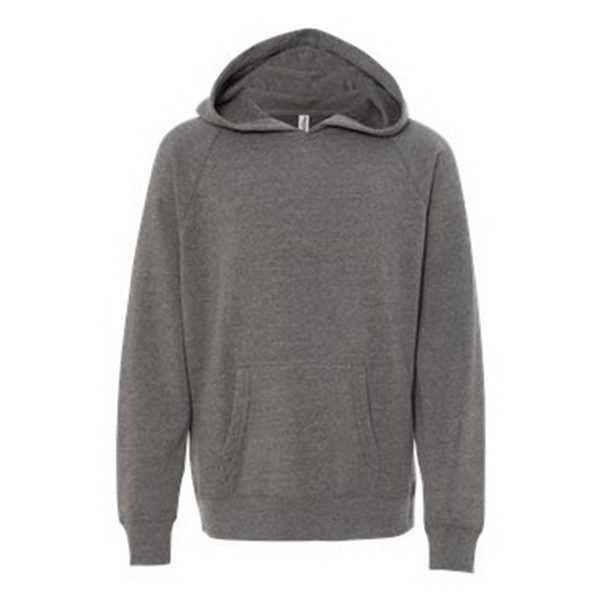 Independent Trading Co. Youth Special Blend Raglan Hooded...