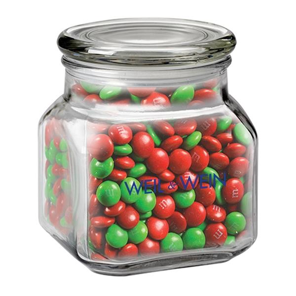32 oz Contemporary Glass Jar