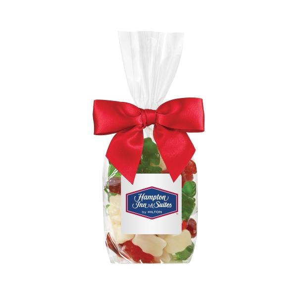 Elegant Mug Stuffer - Holiday Gummy Bears (7 oz.)