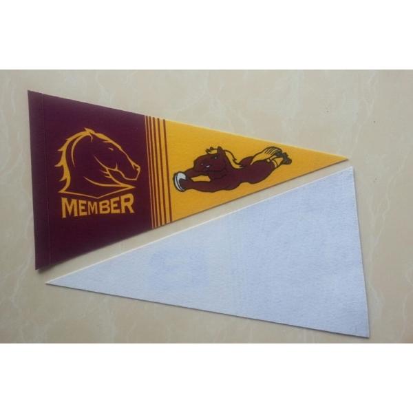 Felt Flag / Pennant / Banner